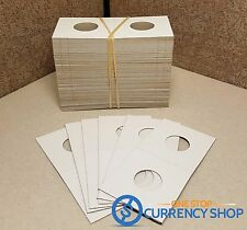 6 Premium 2x2 Penny Case Coin Holders Paper Flips - FREE SHIPPING