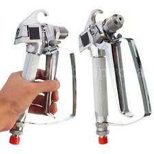 Airless Paint Spray Gun High Pressure Spraying For Graco Titan Wagner Pumps