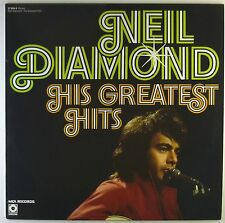 """12"""" LP - Neil Diamond - His Greatest Hits - L5436h - washed & cleaned"""