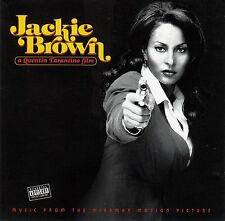 JACKIE BROWN - MUSIC FROM THE MOTION PICTURE / CD - TOP-ZUSTAND