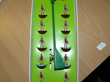 ASTON VILLA 1982 SUBBUTEO TOP SPIN TEAM