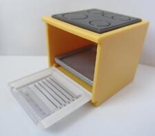 Playmobil dollshouse/cafe kitchen furniture: Oven & hob NEW