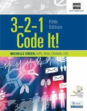 3-2-1 Code It! (with Cengage EncoderPro.com Demo Printed Access Card) by Green,