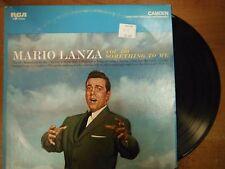 33 RPM Vinyl Mario Lanza You Do Nothing To Me RCA Records CAS450 Stereo 031115SM