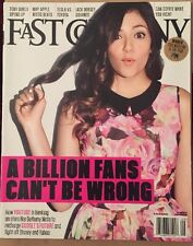 Fast Company YouTube Tory Burch Bethany Mota Google Sept 2014 FREE SHIPPING!