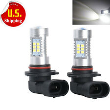 2 X HID White High Power 9005 HB3 Headlight High Beam Headlamp LED Bulbs Sale