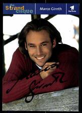 Marco Girnth Die Strandclique  Autogrammkarte Original Signiert## BC 5869