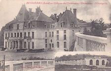 BUSSIERES château de chenevoux l'orangerie éd valois