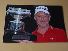 Signed Miguel Angel Jimenez 12x8 Golf Photo - Ryder Cup