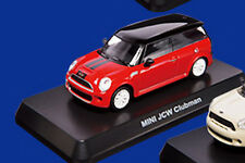 Kyosho 1/60 MINI JCW Clubman John Cooper Works 2016 Japan Limited 64