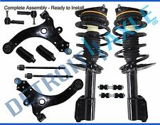 Complete 12pc Front Suspension Kit + Both (2) Front Strut Assembly Buick & Chevy
