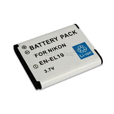 EN-EL19 ENEL19 Battery for Nikon Coolpix S5200 S6400 S6500