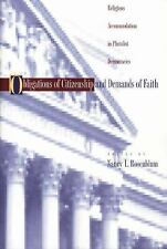 Obligations of Citizenship and Demands of Faith, , Good Book