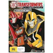 New Transformers: Robots In Disguise - Rumble In The Jungle