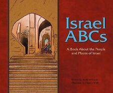 Israel ABCs: A Book About the People and Places of Israel (Country ABCs)