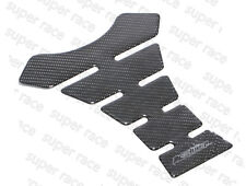 Hot Universal Carbon Fiber Fuel Tank Pad Protector Decal For Benelli StreetBike