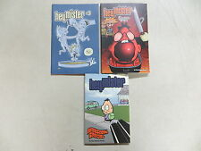 HEY, MISTER 3 GRAPHIC NOVEL TPB COMIC LOT AFTERSCHOOL SPECIAL TOP SHELF GARNER