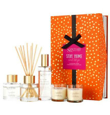 SANCTUARY SPA Home Sweet Collection Diffuser Candles Room Spray GIFT SET SALE!