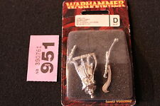 Games Workshop Warhammer Tomb King with Great Weapon Metal BNIB Kings Lord OOP