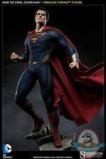 Man of Steel: Superman Premium Format Figure Sideshow Collectibles Used JC