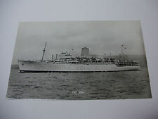 Lot59w - P&O Line IBERIA Photo Card Postcard