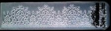 Sizzix Embossing FOLDER BORDI Pizzo # 2 bordo accoppiamenti Cuttlebug guidata