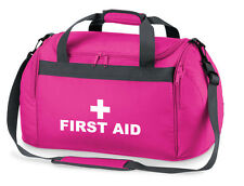 1 x first aid rose Holdall/travail sac ambulancier ambulance medic first responder