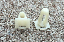 10 x Door Sill Trim Moulding Fastener Clips Protective Fixing ROVER