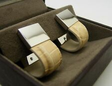 Alfred Dunhill 925 Sterling Silver Cuff links