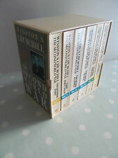 THE SECOND WORLD WAR WINSTON CHURCHILL COMPLETE 6 VOL SET PENGUIN 1987