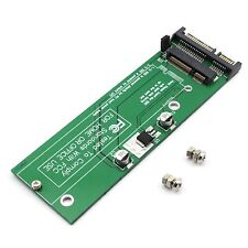 12 +6 PIN APPLE MACBOOK AIR SSD solido per convertire SATA Adapter Card A1369 A1370