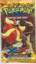 POKEMON - XY FLASHFIRE BOOSTER PACK - FACTORY SEALED