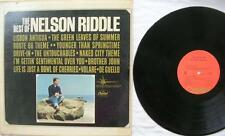 The Best Of Nelson Riddle LP SY4603 VG+