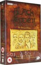 Blackadder The Ultimate Edition Collection DVD 6-Disc Box Set Extras New