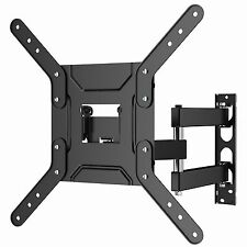 TV Wall Bracket Vesa Corner Mount Tilt Swivel for LCD LED Plasma 26 32 37 42 50+