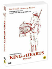 King of Hearts / Le Roi De Coeur (1966) Philippe De Broca DVD *NEW