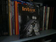 INTOX, Tome 3 : Dérapages - GLENAT - BD - Policier/Suspense