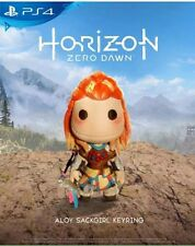 15 X Horizon:Zero Dawn - Aloy Sackgirl Sackboy Keyring Official Sony * JOB LOT *