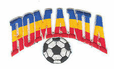 1994 WORLD CUP SOCCER PARTICIPATING COUNTRY PATCH FROM ROMANIA