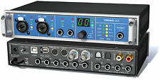 RME FIREFACE UCX: USB & FireWire Audio Interface - NEU!