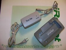 iRobot Scooba Battery Dock & AC adapter/Charger 5800 5900 380 385 340 350 335