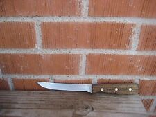 "Vintage 6"" Blade *** CHICAGO CUTLERY 61S *** Boning Utility Knife USA"