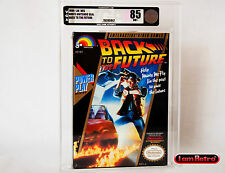 Back to the Future Nintendo NES Brand New Factory Sealed VGA 85 Mint SNES