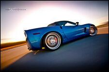 C6 Corvette Z06 Rear Fenders Quarter Panels For Coupe