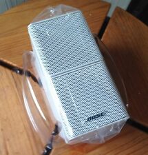 Bose Jewel Double Cube Mint Premium Speakers. Pristine