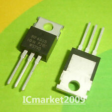 10 PCS IRF4905 TO-220 F4905 Power MOSFET -55V -74A