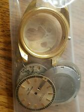 BC8 BEEFY WALTHAM DAY DATE AUTOMATIC WILD MENS 1970s VINTAGE WATCH 2 FIX