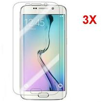 3pcs Clear Screen Protector Film Guard For Samsung Galaxy S7 edge Hot