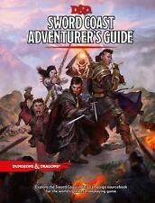 D&d Accessory: Sword Coast Adventurer's Guide by Wizards RPG Team (2015,...