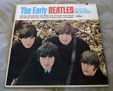 "The Beatles ""The Early Beatles"" Album on Capital Rainbow Label 1964 in ""Mono"" NM"